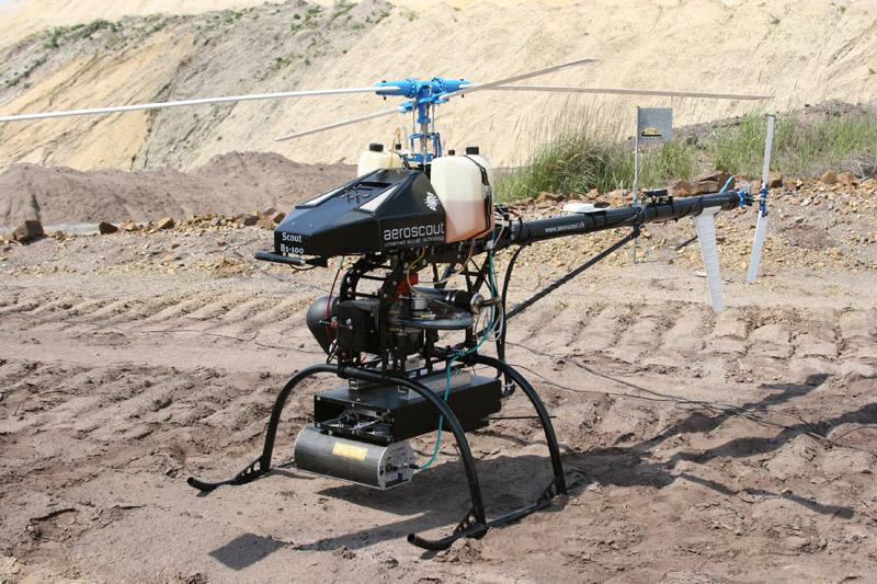 Aeroscout - Scout B1-100 UAV Helicopter